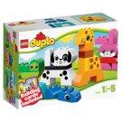 LEGO Duplo Postav si zvířátka 10573