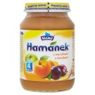 Hamánek Ovocný příkrm s meruňkami a švestkami 190g