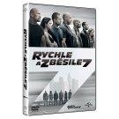 DVD Rychle a zběsile 7