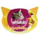 Whiskas Temptations Polštářky s kuřecím masem a sýrem lahodná pochoutka pro kočky 60g