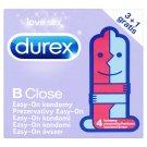 Durex B close easy-on kondomy pro snadnější nasazení 4 ks
