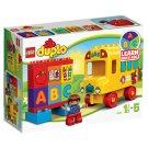 LEGO Duplo Můj první autobus 10603