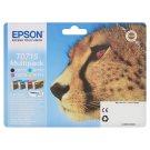 Epson T0715 Multipack Inkoustová kazeta