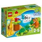 Lego Duplo Mláďátka 10801