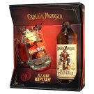 Captain Morgan Original spiced gold rum 0,7l + korbel