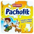 Ehrmann Pacholík Mléčný dezert s vanilkovou příchutí 4 x 90g